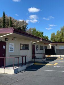 Chino Hills - CVUSD Alternative Education Center - front of building