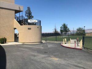 San Jose campus exterior
